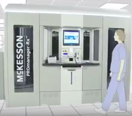 automated dispensing system