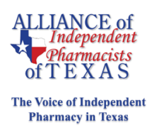 HealthGrowth Capital is a proud sponsor of the Alliance Of Independent Pharmacists of Texas